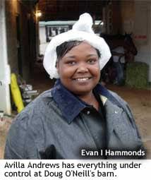 Avilla Andrews