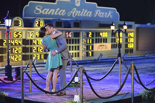 The Bachelorette at Santa Anita