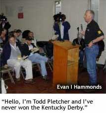 Todd Pletcher press conference