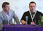 Breeders' Cup: Juvenile Fillies Press Conference