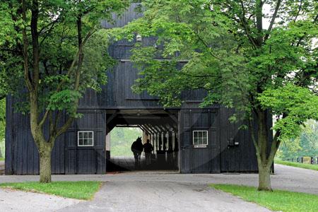 Famous Barn