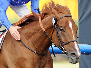 African Story wins the 2012 Godolphin Mile in Dubai.