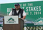 Alan Sherman Talks California Chrome, From NYRA