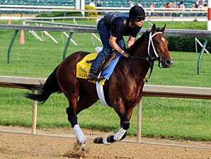 Alpha - Churchill Downs May 3, 2012.