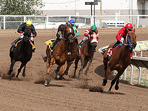 Anzaki wins the 2013 Casey Darnell Pony Express