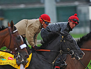 Archarcharch Churchill Downs 05/03/11.