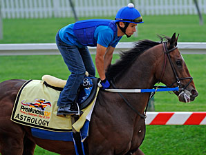 Astrology at Pimlico, May 19, 2011.