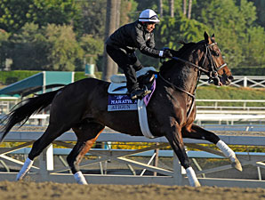 Atigun - Breeders' Cup 2012