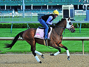 Aurelia's Belle - Churchill Downs, May 1, 2014