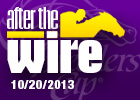 After the Wire: Breeders' Cup Friday Card