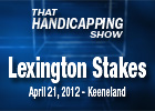 THS: Coolmore Lexington Stakes 2012