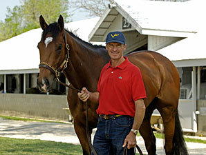 Barbaro and Michael Matz