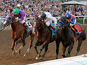 Bayern in the Breeders' Cup Classic.