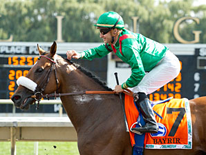 Bayrir wins the 2012 Secretariat.