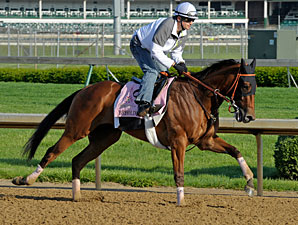 Beholder - Churchill Downs, April 30, 2013