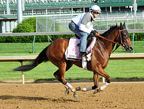 Beholder - Churchill Downs, May 2, 2013