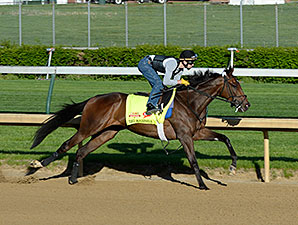 Big Bazinga - Churchill Downs, April 26, 2014