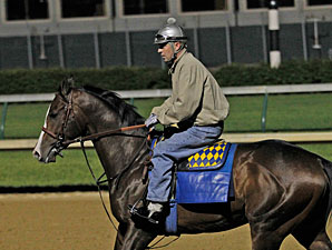 Bodemeister - Churchill Downs 04/18/2012.