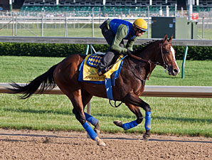 Bodemeister - Churchill Downs 05/02/2012.