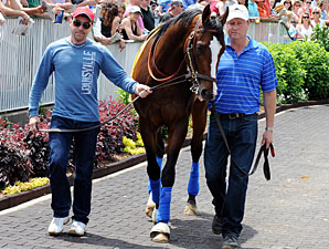 Bodemeister - Churchill Downs 05/03/2012.