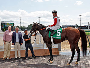 Bradester wins the 2014 Ack Ack.
