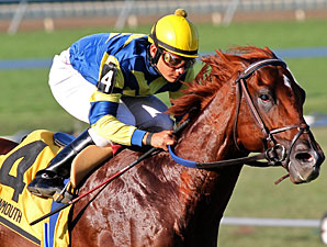 Bridgetown wins the 2010 Gilded Time.