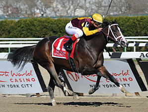 Broadway's Alibi wins the 2012 Comely.