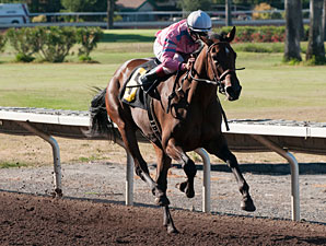 Broken Sword wins the 2012 Juan Gonzalez Memorial.
