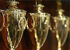 Bill Cooke and Calumet Farm's Trophy Collection