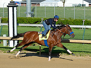 Candy Boy - Churchill Downs, April 26, 2014