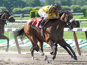 Cat Moves wins the 2009 Prioress.