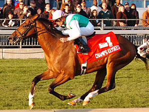 Champs Elysees wins the 2009 Canadian.
