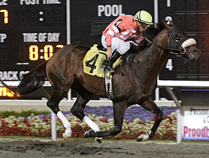 Cherokee Artist wins the 2009 Presque Isle Mile.