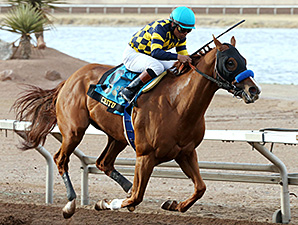 Chitu wins the Sunland Derby.