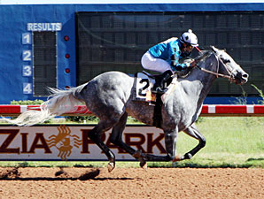 Chuchuluco gives win 2,000 for Alfredo Juarez, Jr.