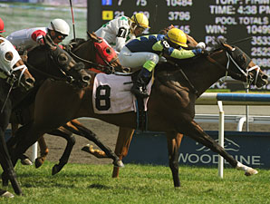 Clement Rock wins the 2011 Toronto Cup.