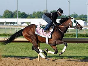 Colonial Empress Churchill Downs, April 25, 2012.