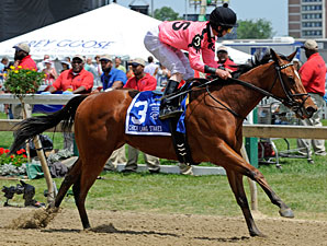 Comedero wins the 2010 Chick Lang.