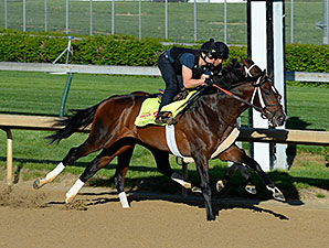 Commanding Curve - Churchill Downs, April 26, 2014