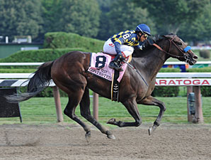 Contested wins the 2012 Test.