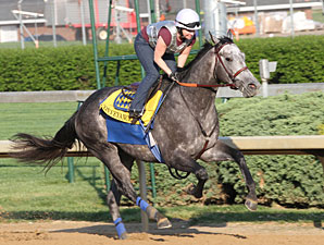Conveyance at Churchill Downs on April 15, 2010.