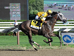 Cross Traffic wins the 2013 Whitney.