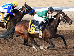 Daddy Nose Best in the Sunland Derby.