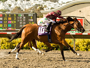 Dakota Phone wins the 2010 San Diego.