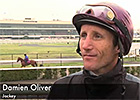 Underwood Stakes Preview: Jockey Damien Oliver