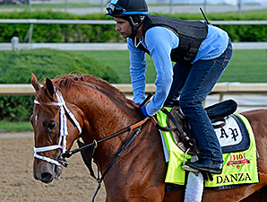 Danza at Churchill Downs April 27.