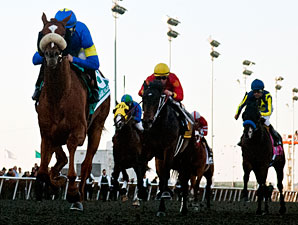 Dice Flavor wins the 2013 El Camino Real Derby.