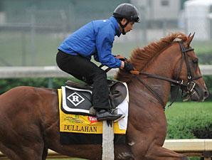 Dullahan - Churchill Downs, May 1, 2012.