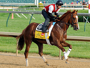 Dullahan - Churchill Downs, May 3, 2012.