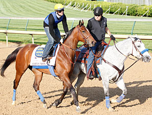 Eden's Moon - Churchill Downs April 26, 2012.